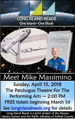 Mike Massimino Event